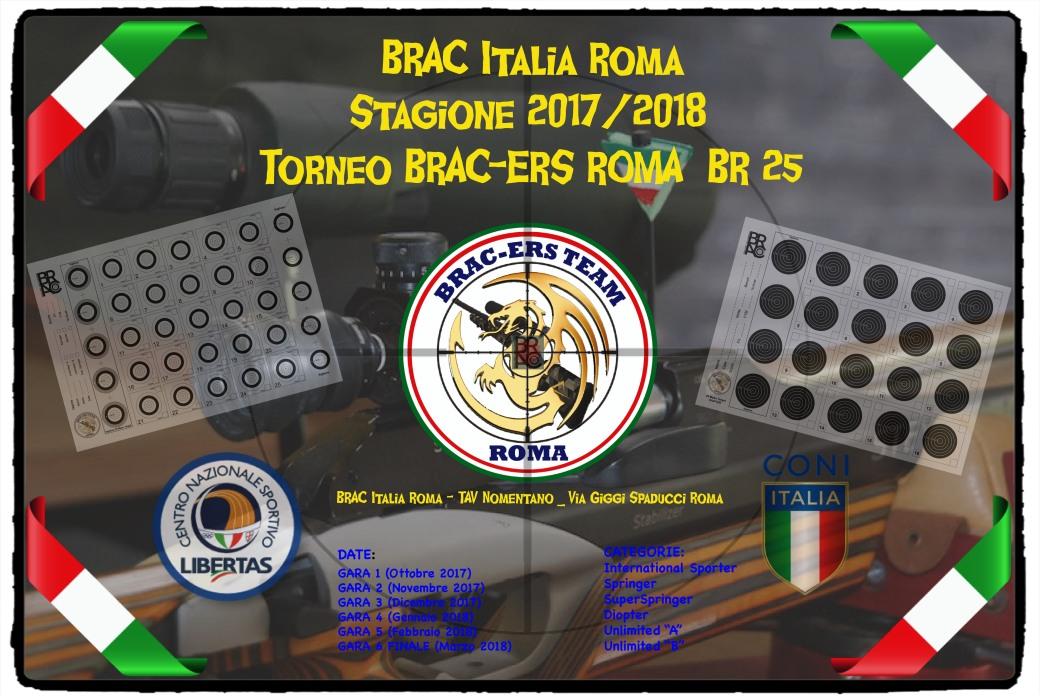 torneo Brac-ers 2017-2018