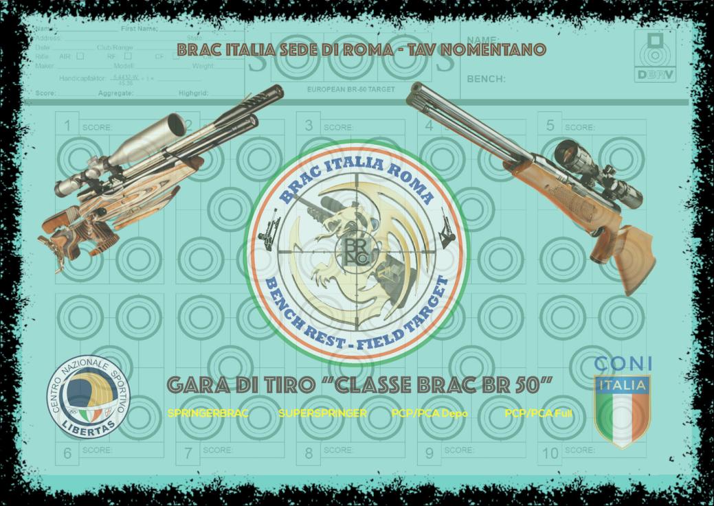 Classe BRAC BR 50 1p