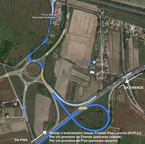 mappa TSN